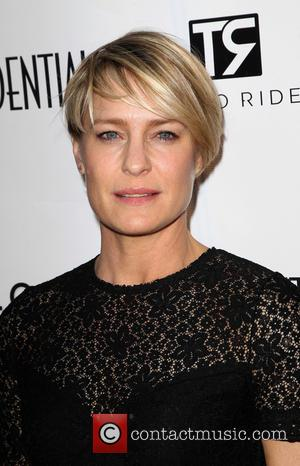 Robin Wright - Los Angeles Confidential Magazine cover star Robin Wright celebrates the 'Women Of Influence' issue - Los Angeles,...