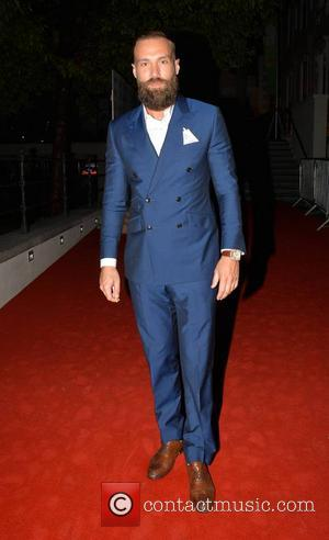 Calum Best - Pride of Ireland Awards 2014 held at The Mansion House - Departures - Dublin, Ireland - Wednesday...