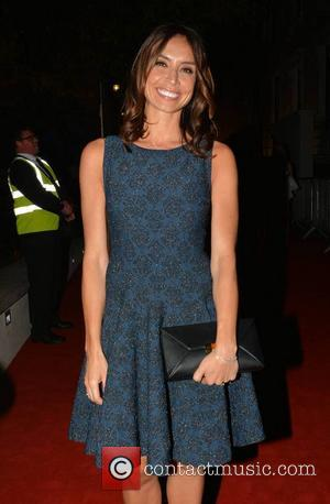 Christine Bleakley - Pride of Ireland Awards 2014 held at The Mansion House - Departures - Dublin, Ireland - Wednesday...