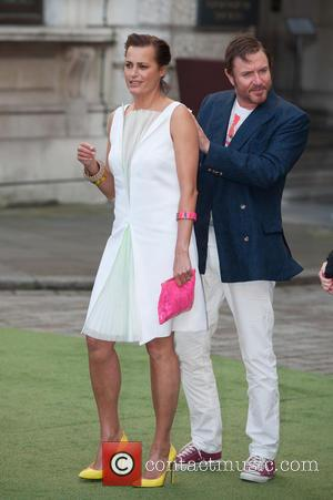 Yasmin Le Bon and Simon Le Bon - Royal Academy Summer Exhibition Preview Party - Arrivals. - London, United Kingdom...