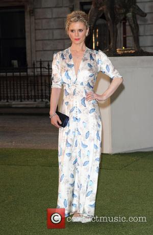 Emilia Fox - Royal Academy Summer Exhibition Preview Party - Arrivals - London, United Kingdom - Wednesday 4th June 2014
