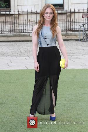 Olivia Hallinan - Royal Academy Summer Exhibition Preview Party - Arrivals - London, United Kingdom - Wednesday 4th June 2014