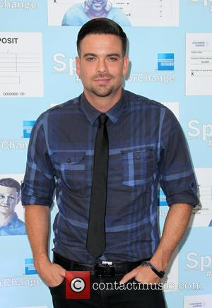 Mark Salling - Los Angeles premiere of 'Spent: Looking for Change' - Arrivals - Los Angeles, California, United States -...