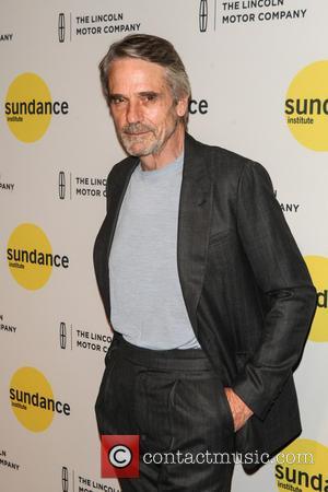 Jeremy Irons - Sundance Institute Vanguard Leadership Award at Stage 37 - New York, New York, United States - Wednesday...