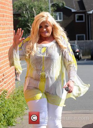 Gemma Collins - Gemma Collins pictured in Essex arriving at her shop sporting a new slim line figure - London,...