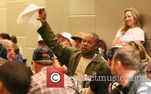 Xzibit - Gumball 3000 Day 1, Miami to Atlanta - Miami To Atlanta, Florida, United States - Thursday 5th June...