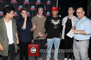Anthony Ladao, Thomas Augusto, Colton Rudloff, Joey Diggs Jr. and Eric Secharia