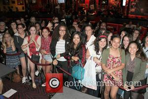 Midnight Red Handprint Ceremony