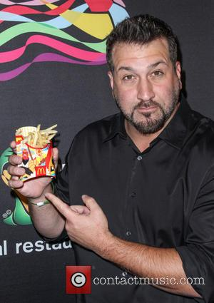 Joey Fatone - 2014 FIFA World Cup Brazil McDonald's launch party held at Pillars 38 - Arrivals - New York...