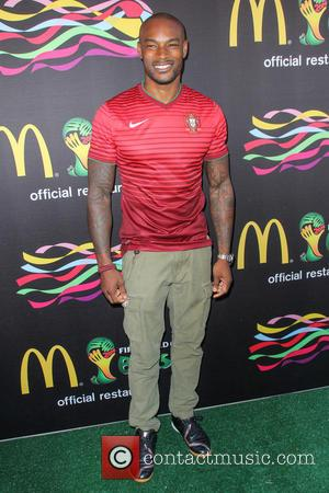 Tyson Beckford - 2014 FIFA World Cup Brazil McDonald's launch party held at Pillars 38 - Arrivals - New York...