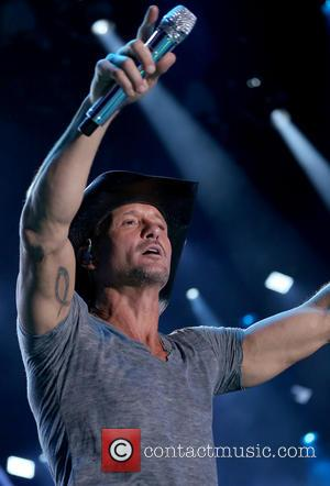 Tim McGraw - 2014 CMA Music Festival Nightly Concert held...
