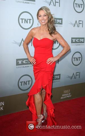 Guest - Jane Fonda honered with American Film Institute Life Acheivement Award at gala tribute - Los Angeles, California, United...