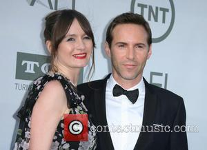 Emily Mortimer and Alessandro Nivola - Jane Fonda honered with American Film Institute Life Acheivement Award at gala tribute -...