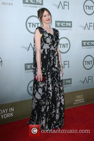 Emily Mortimer - Jane Fonda honered with American Film Institute Life Acheivement Award at gala tribute - Los Angeles, California,...