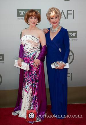 Kat Kramer and Karen Kramer - American Film Institute's (AFI) 42nd Annual Life Achievement Award honoring Jane Fonda at The...