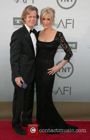 William H. Macy and Felicity Huffman - American Film Institute's (AFI) 42nd Annual Life Achievement Award honoring Jane Fonda at...