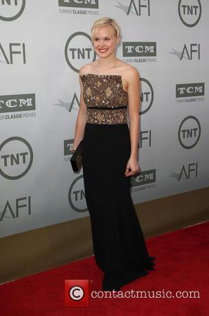 Alison Pill - American Film Institute's (AFI) 42nd Annual Life Achievement Award honoring Jane Fonda at The Dolby Theatre -...