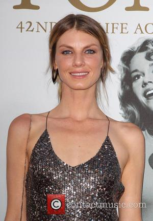 Angela Lindvall - American Film Institute's (AFI) 42nd Annual Life Achievement Award honoring Jane Fonda at The Dolby Theatre -...