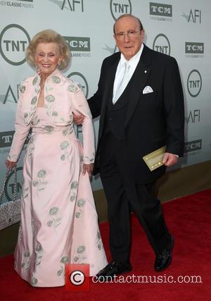 Barbara Davis and Clive Davis
