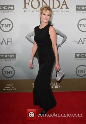 Melanie Griffith - American Film Institute's (AFI) 42nd Annual Life Achievement Award honoring Jane Fonda at The Dolby Theatre -...