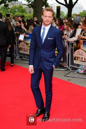 Sam Reid - 'Belle' U.K. Premiere held at the BFI Southbank - Arrivals - London, United Kingdom - Thursday 5th...