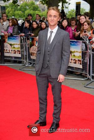 Tom Felton - 'Belle' U.K. Premiere held at the BFI Southbank - Arrivals - London, United Kingdom - Thursday 5th...