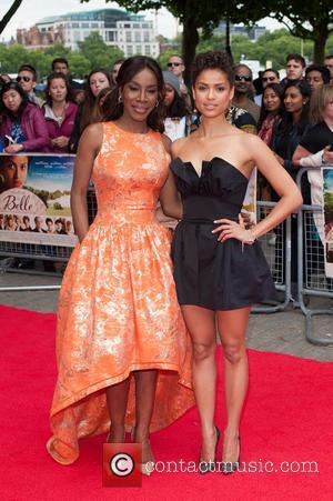 Amma Asante and Gugu Mbatha-raw