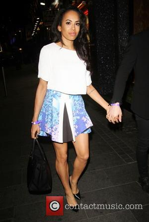 Jade Ewen - Celebrities at Belle UK premiere afterparty held at the Hippodrome - London, United Kingdom - Thursday 5th...