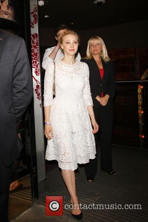 Sarah Gadon - Celebrities at Belle UK premiere afterparty held at the Hippodrome - London, United Kingdom - Thursday 5th...