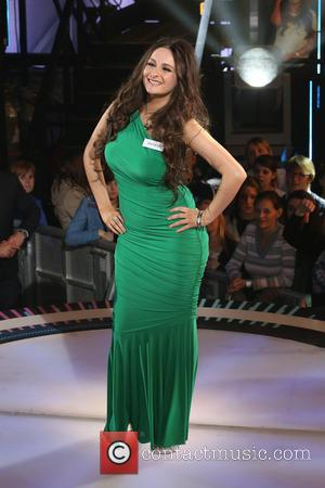 Danielle McMahon - Big Brother Power Trip live launch - Borehamwood, United Kingdom - Thursday 5th June 2014