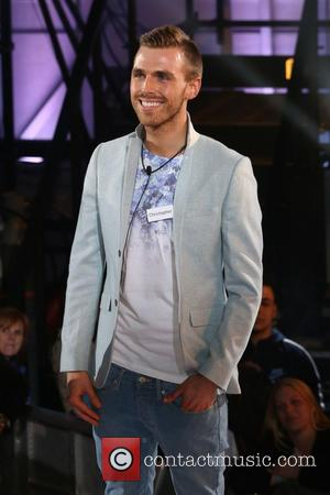 Christopher Hall - Big Brother Power Trip live launch - Borehamwood, United Kingdom - Thursday 5th June 2014