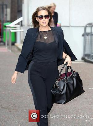 Rachel Stevens - Rachel Stevens outside the ITV studios - London, United Kingdom - Thursday 5th June 2014