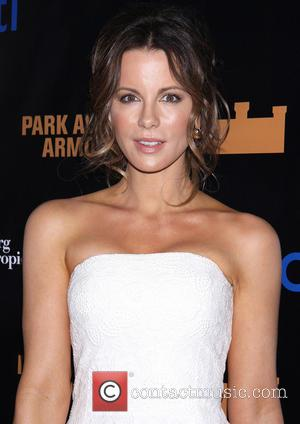 Kate Beckinsale - Macbeth opening night party at the Park Avenue Armory - Arrivals. - New York, New York, United...