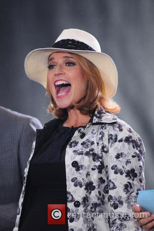 Savannah Guthrie - Pharrell Williams performs live on the 'Today' show - NY, New York, United States - Thursday 5th...