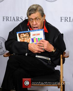 Jerry Lewis - Friars Club celebrates Jerry Lewis and the release of the 50th anniversary Blu Ray of The Nutty...