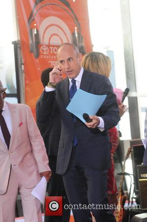 Matt Lauer's 'Today' Show Contract Extended By NBC