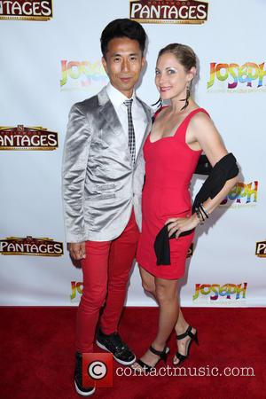 James Kyson Lee - 'Joseph and the Amazing Technicolor Dreamcoat' Los Angeles premiere at the Pantages Theater Hollywood - Los...