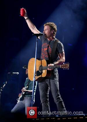 Dierks Bentley - Dierks Bentley performs at LP Field as part of the 2014 CMA Music Festival - Nashville, Tennessee,...