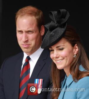 Prince William, Duke Of Cambridge and Catherine Duchess Of Cambridge