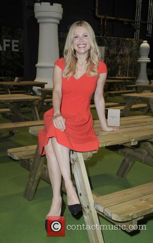 Melinda Messenger - Ideal Home Show held at EventCity Manchester - Manchester, United Kingdom - Friday 6th June 2014