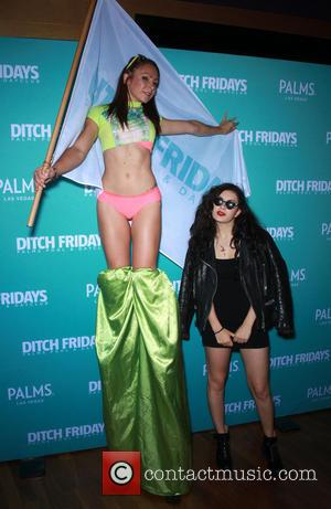 Atmosphere and Charli Xcx