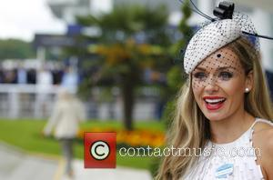 Katherine Jenkins - The Investec Epsom Derby held at the Epsom Downs Racecourse. - Epsom, United Kingdom - Saturday 7th...