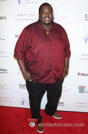 Quinton Aaron - Tower Cancer Research Foundation's (TCRF) inaugural Cancer Free Generation Poker Tournament and Casino Night held at at...