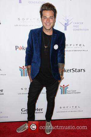 Ryan Cabrera - Tower Cancer Research Foundation's (TCRF) inaugural Cancer Free Generation Poker Tournament and Casino Night held at at...