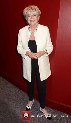 Gloria Hunniford - Cliff Richard performs live at the Bord Gais Energy Theatre with VIP guests - Dublin, Ireland -...