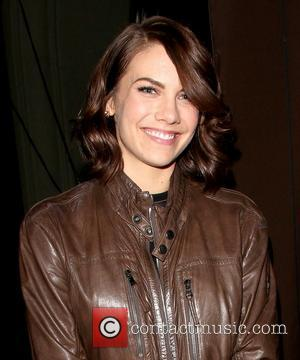 Lauren Cohan - Lauren Cohan leaves Craig's restaurant in West Hollywood - Los Angeles, California, United States - Saturday 7th...