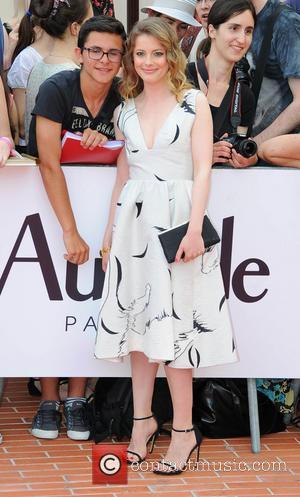 Gillian Jacobs - 54th Monte Carlo Television Festival opening ceremony - Arrivals - Monte Carlo - Saturday 7th June 2014