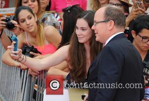 Prince Albert II of Monaco - 54th Monte Carlo Television Festival opening ceremony - Arrivals - Monte Carlo - Saturday...