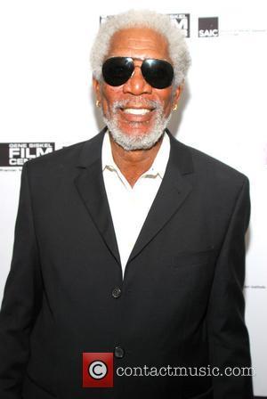 Morgan Freeman - Morgan Freeman is awarded with the Gene Siskel Film Center Renaissance Award at The Ritz-Carlton Chicago -...