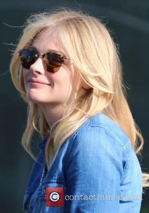 Chloe Moretz - Chloe Moretz gets into her Mini-Cooper - Los Angeles, California, United States - Saturday 7th June 2014